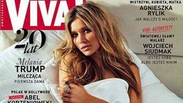 "Joanna Krupa w łóżku na okładce ""Vivy"". Mówi o rozstaniu"