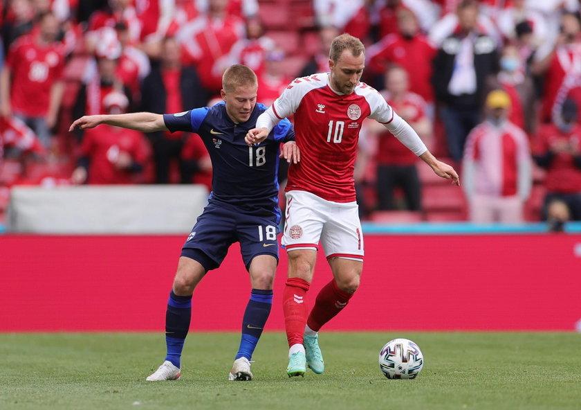Początek mistrzostw Europy jest dla Duńczyków jak zły sen.