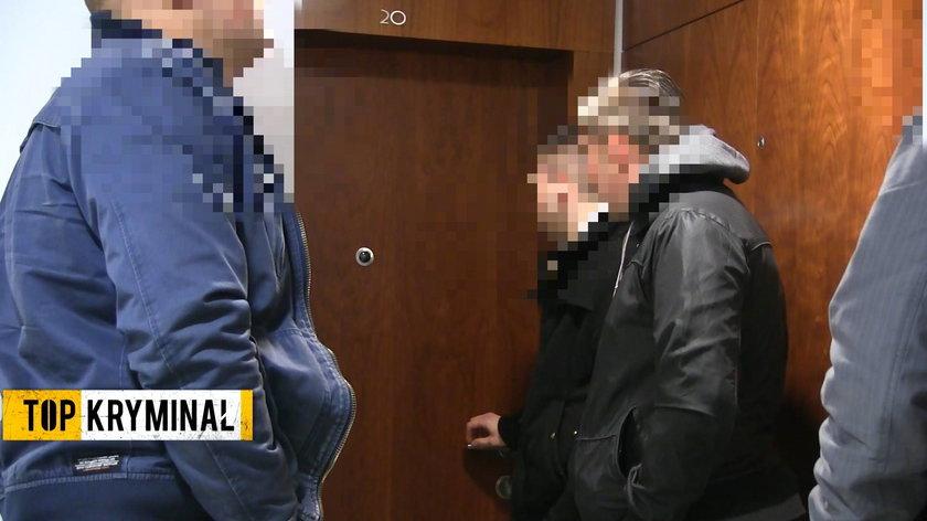 Tu był ukrywany porwany Fabianek?