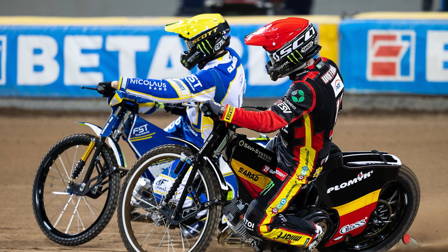 Chris Holder, Tai Woffinden, Sparta Wrocław