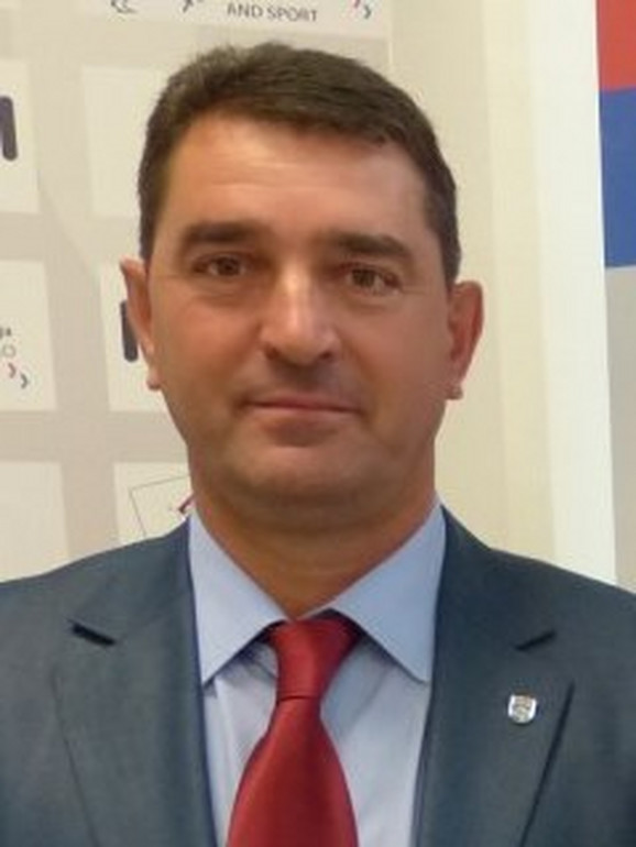 Saša Marković, član Upravnog odbora Rukometnog saveza Srbije