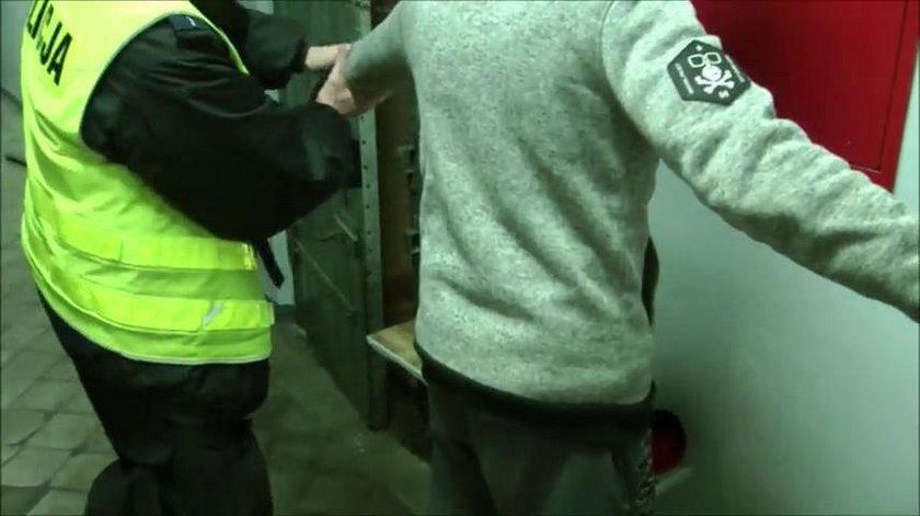 Opolskie: Ścięli piłą przydrożne krzyże. Policja zatrzymała podejrzanych
