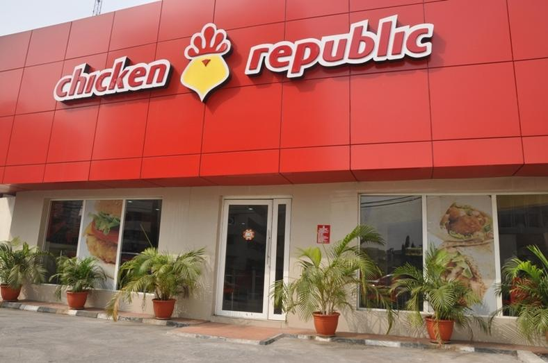 Chicken republic fast food chain [Logbaby]
