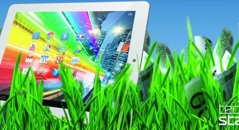 Billige Android-Tablets: Videos, Fotos und Spiele ab 100 Euro