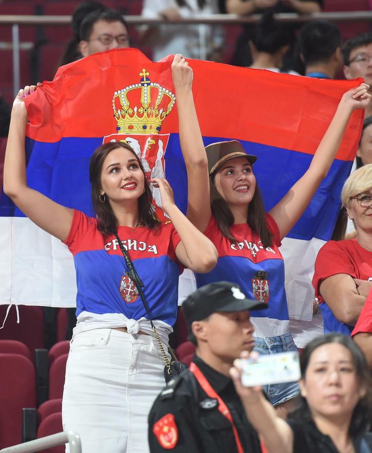 Navijačice Srbije