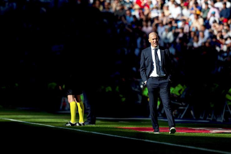FK Real Madrid, FK Selta, Zinedin Zidan