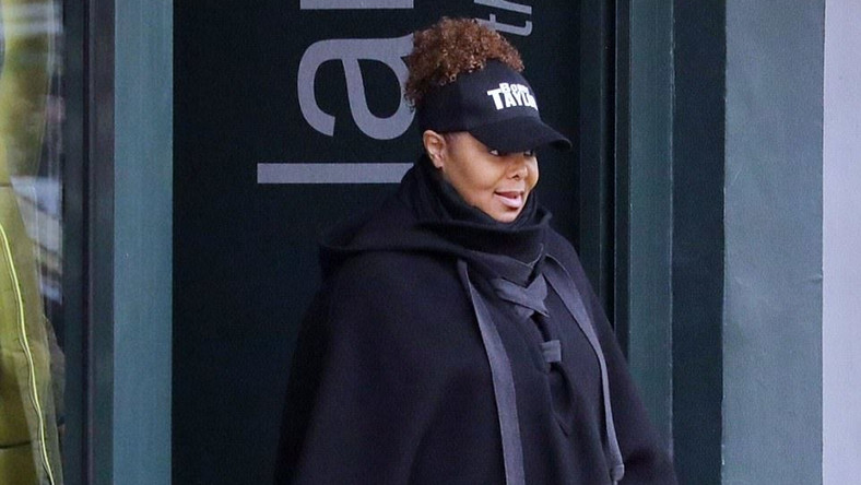 b8070aad1441 Janet Jackson Singer spotted 1st time since marriage breakup - Pulse ...