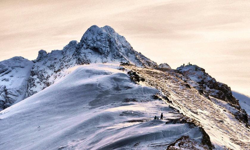 Fatalne warunki w Tatrach. Świadkowie mówią o dramacie