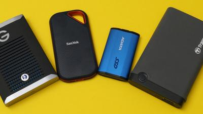 Kaufberatung externe SSDs: Pfeilschnelle Datenspeicher