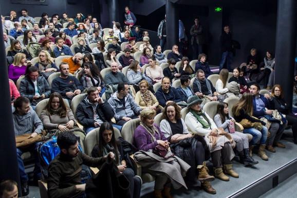 Dočekali novi bioskop: Publika na Valjevskim filmskim susretima