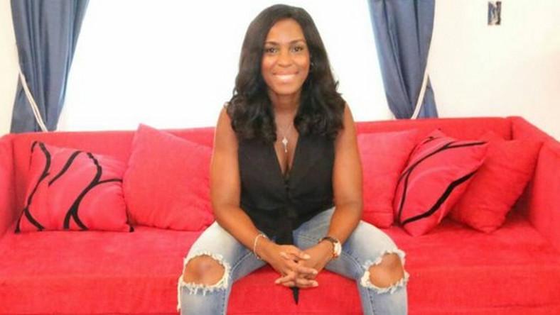 Celebrity blogger, Linda Ikeji.