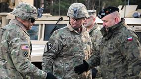 Onet24: amerykańscy żołnierze powitani w Polsce