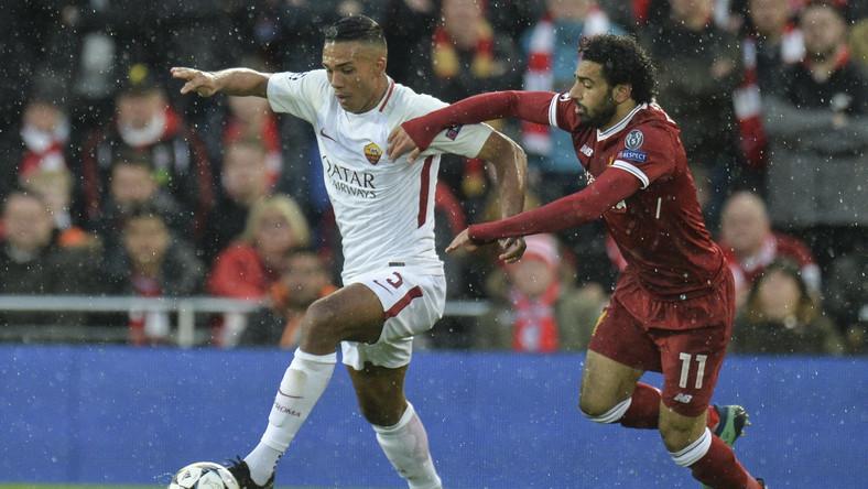 Juan Jesus i Mohamed Salah