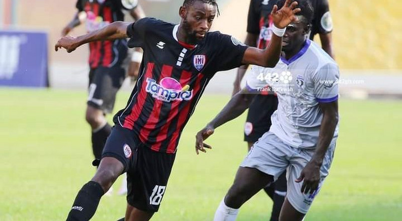 Inter Allies face Great Olympics in Accra derby