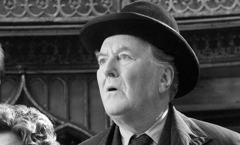 Zmarł aktor znany z serii o Harrym Potterze