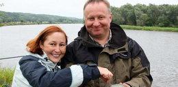 Miłość nad łowiskiem! I to prawdziwa