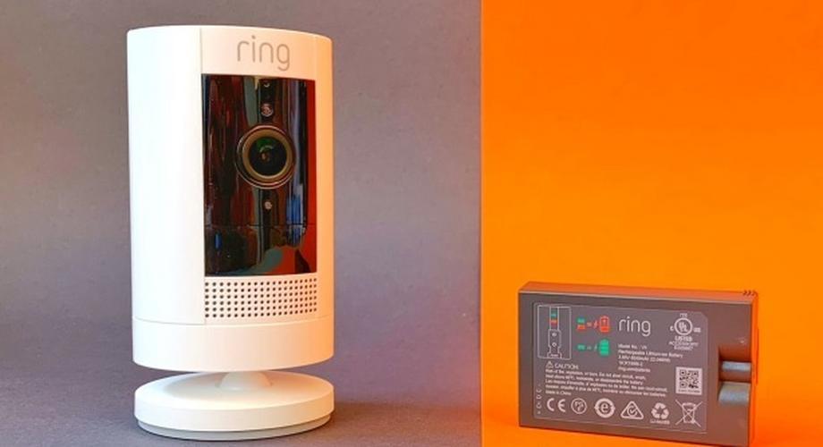 Ring Stick Up Cam Battery im Test: Überwachung mit Akku