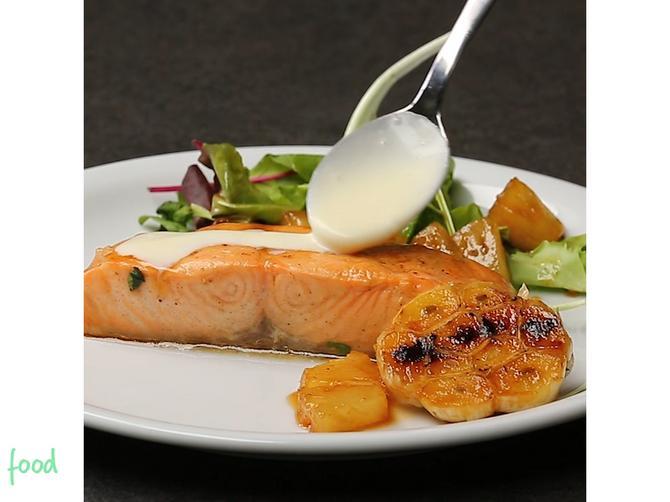 Fileti lososa u savršenom sosu: Bez mnogo muke do zdravog i ukusnog obroka!
