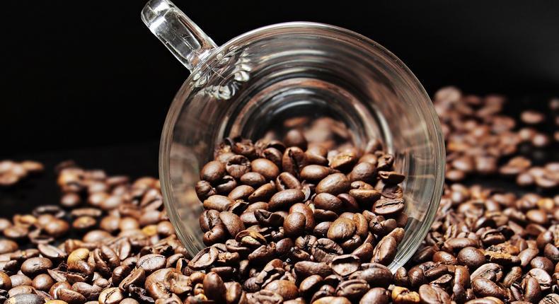 Kenyan Coffee export