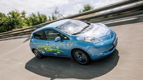 Nissan Leaf z zasięgiem 550 km - to będzie hit