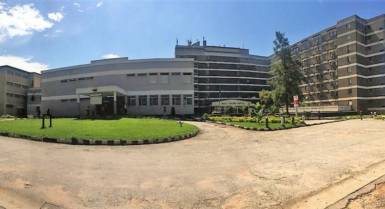 Ndola Teaching Hospital.