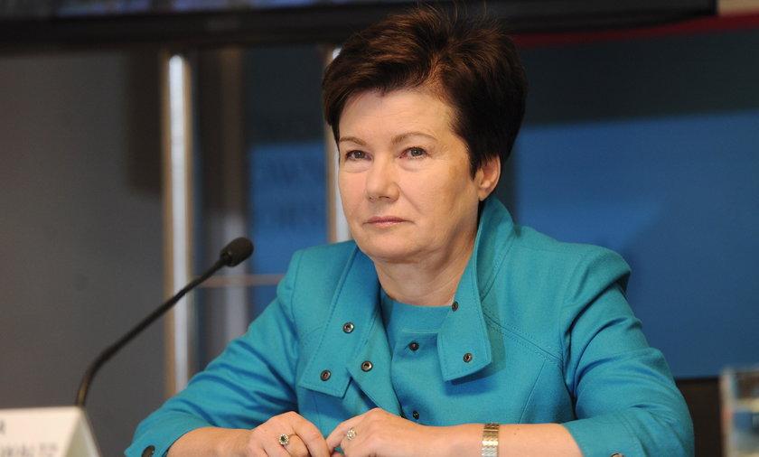 Hanna Gronkiewicz-Waltz marzy o pracy w Trybunale Konstytucyjnym