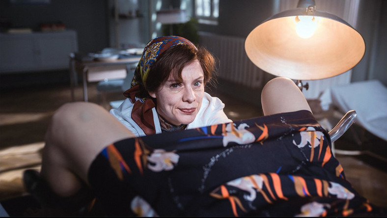 Magdalena Boczarska jako Michalina Wisłocka