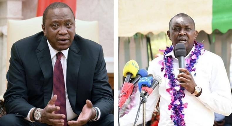 Uhuru is DCI & DCI is Uhuru – Oscar Sudi hits back at President's directive for politicians to report him to DCI