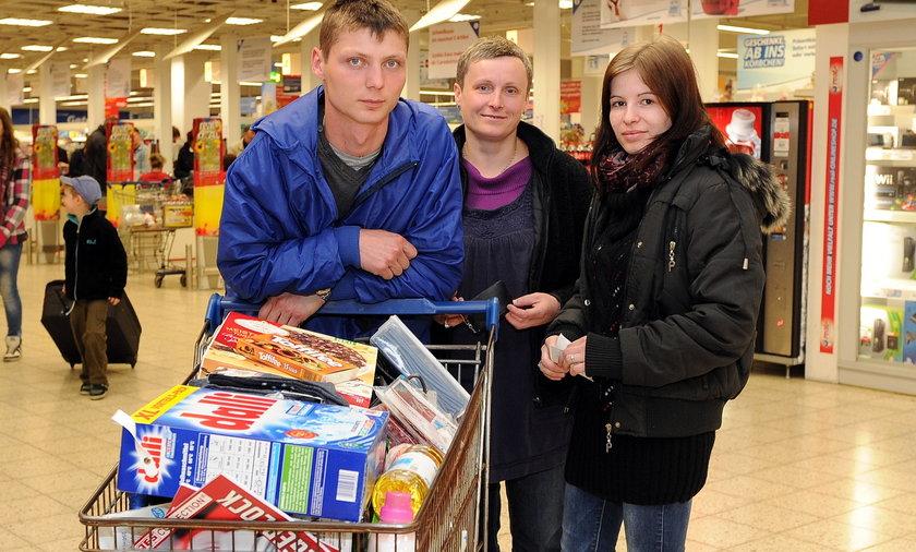 Zakupy w Polsce droższe niż w Niemczech