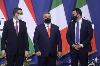 PO: Wczorajsze spotkanie w Budapeszcie to zejście z drogi, która zapewnia bezpieczeństwo Polski