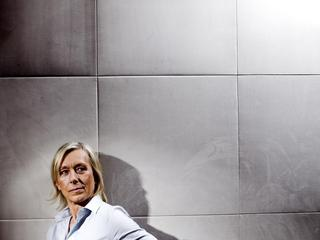 Former Czechoslovak tennis player and a former World No. 1 Martina Navratilova