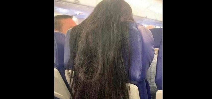 Pasażerowie mieli widok jak z horroru! Te zdjęcia wywołały lawinę komentarzy