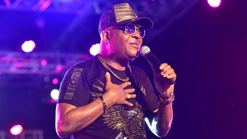 Sir Shina Peters dazzled fans at the GidiFest 2019 [Pulse]