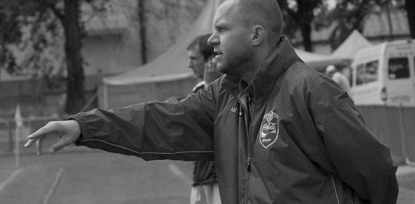 Zmarł młody polski trener. Zmagał się z ciężką chorobą