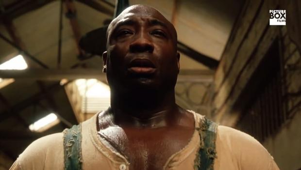 "John Coffey în ""The Green Mile"" (foto: youtube.com)"