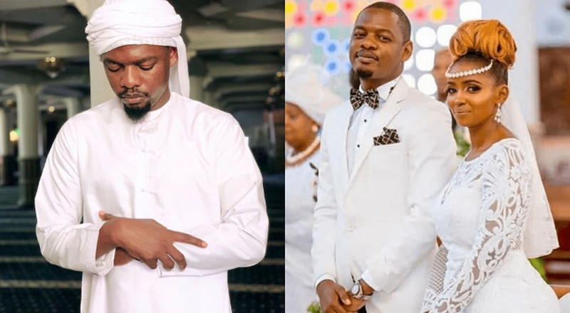 Singer Ben Pol converts to Islam amid breakup reports with Anerlisa Muigai