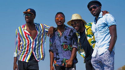 We didn't know he could sing – Sauti Sol's Bien and Polycarp explain how they signed Nviiri