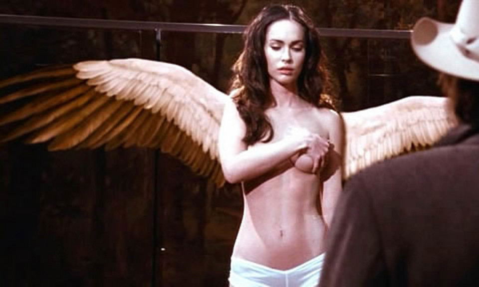 MEgan Fox Passion Play
