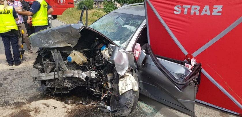 33-letni policjant zginął w wypadku na zakopiance. Żegnają go koledzy