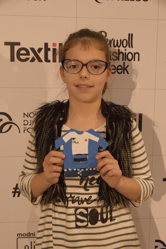 Deca dizajnirala majice za Novaka Đokovića