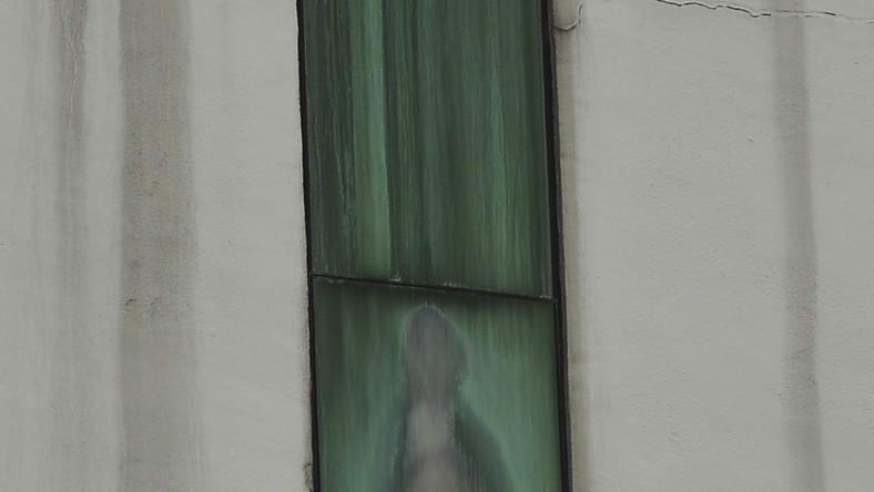 Objawienie na oknie szpitala w Kuala Lumpur