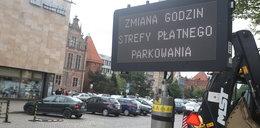 Uwaga kierowcy! Ważne zmiany w parkowaniu w centrum Gdańska!