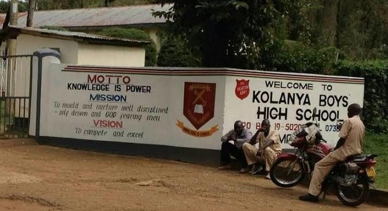 File Image: Kolanya Boys High School