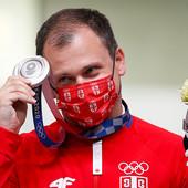 """Damir Mikec """"pogodio"""" SREBRO, ali i sjajnu NOVČANU NAGRADU I NACIONALNU PENZIJU! Srbin osvojio pravo bogatstvo od medalje u Tokiju!"""