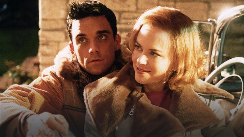 Nicole Kidman i Robbie Williams