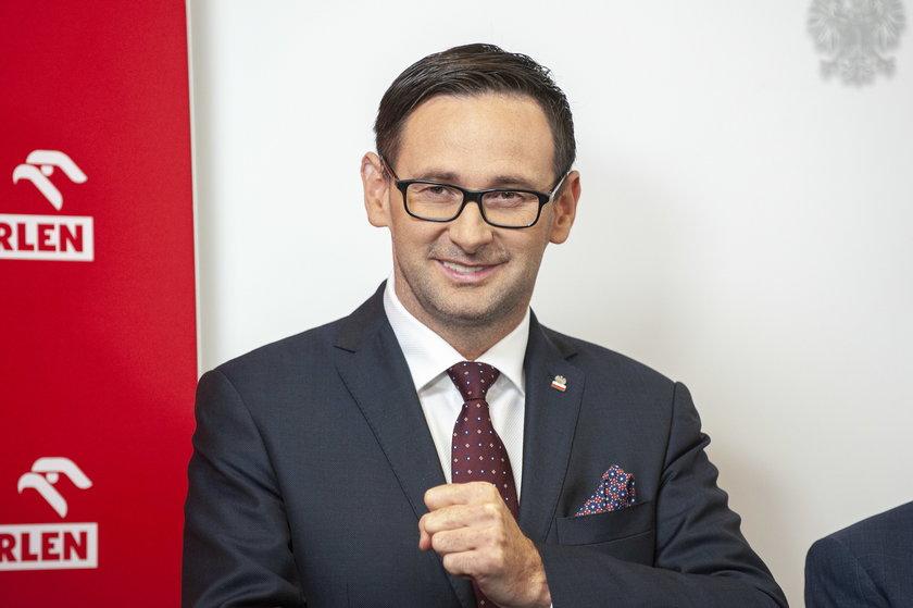 Daniel Obajtek kupił pałacyk koło Borkowa Lęborskiego