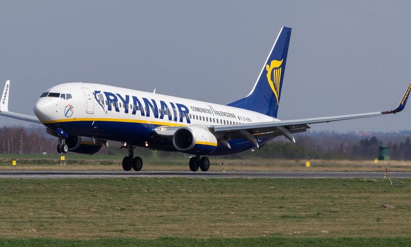 Zmiany w Ryanair