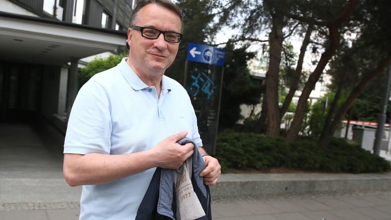Poseł PO, były minister sprawiedliwości Marek Biernacki