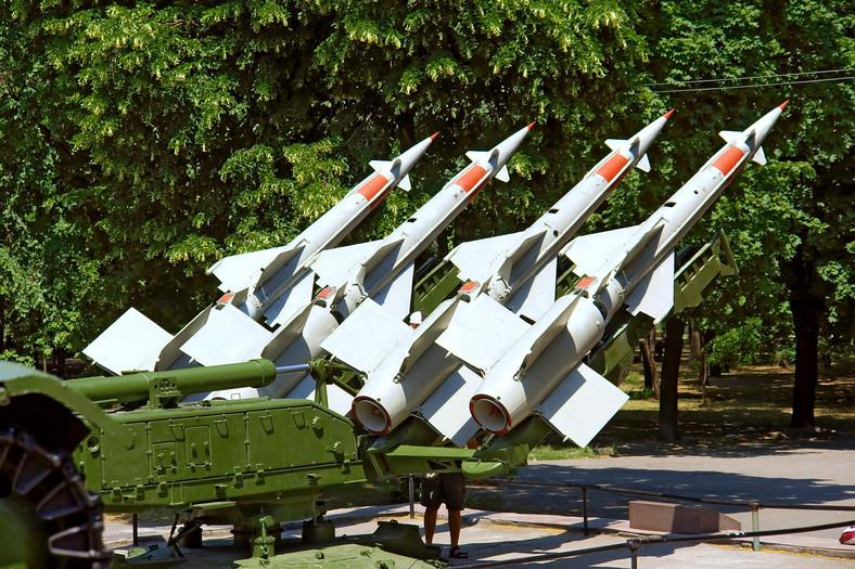 Rosyjskie rakiety klasy S