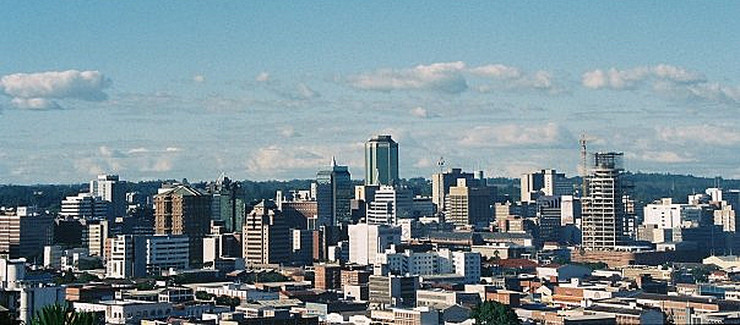 Harare, Zimbabve
